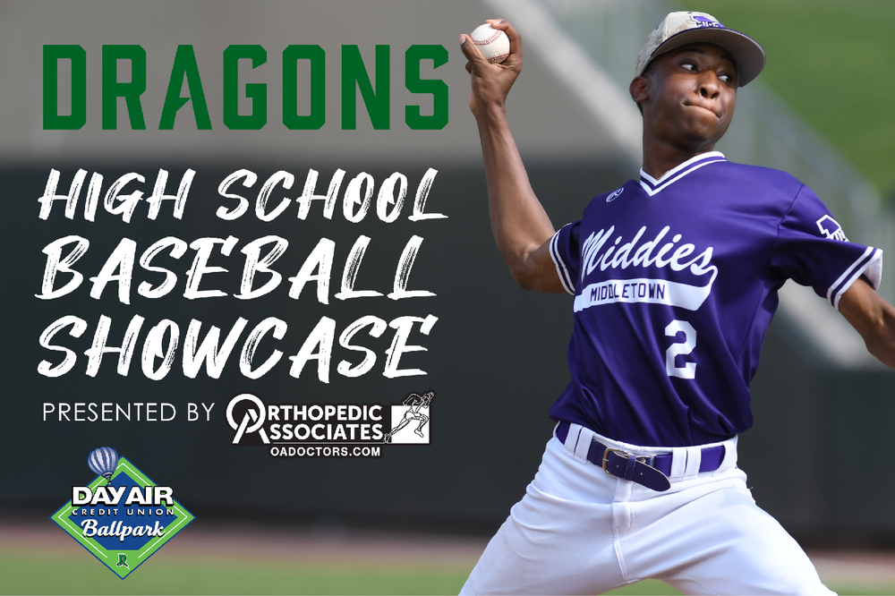 Edge Baseball scheduled to play at Dragons High School Baseball Showcase