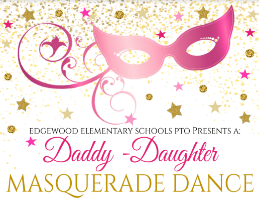 PTO Daddy-Daughter Masquerade Dance