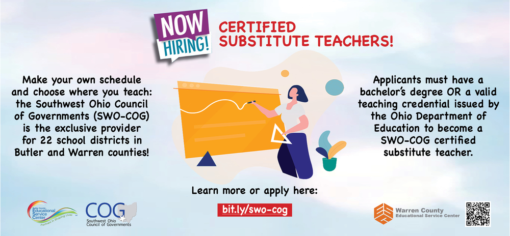 Hiring Certified Substitute Teachers