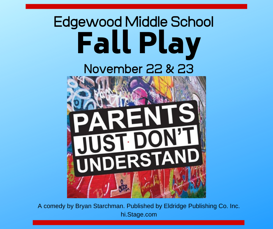 Save the Date for our EMS Fall Play