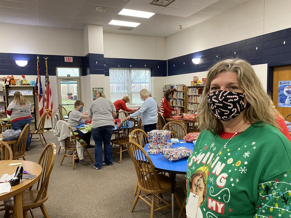 EES Staff Rally for Annual Adopt-A-Family Holiday Benefit