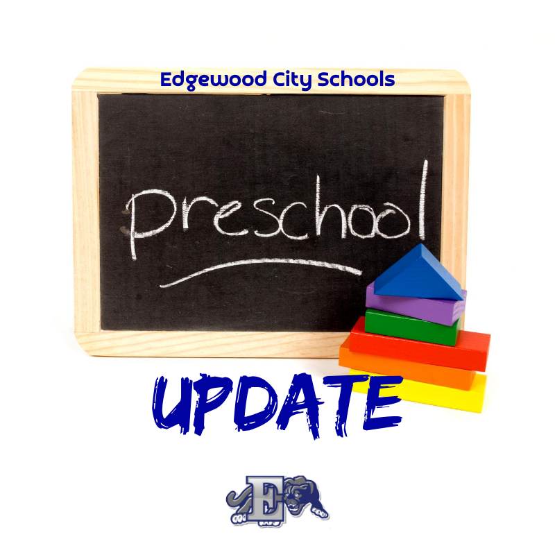 Preschoolers' 1st Day of School and Rescheduled Screening Dates