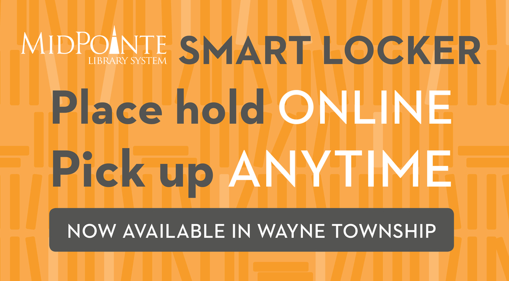 MidPointe Library Offers SmartLockers in our Area