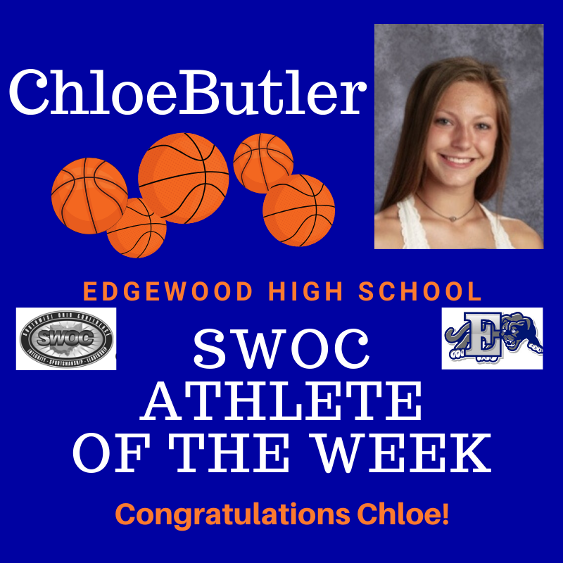 SWOC Athlete of the Week