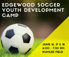 Edgewood Soccer Youth Development Camp