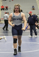 Edgewood Wrestler Radical Rothermel Advances to State!