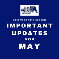 Important Updates for the Upcoming Week (issued May 1, 2020)