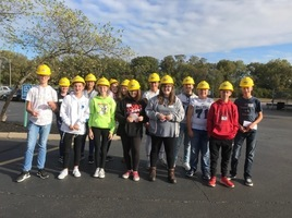 EMS Visits Middletown Metal Coaters for Manufacturing Day