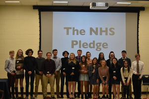 Introducing Our 2019 National Honor Society Inductees