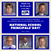 Join Us in Honoring our Principals on National School Principals' Day!