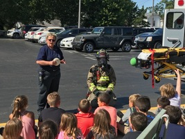 Fire Safety Week (October 6-12)