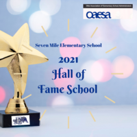 Seven Mile Elementary Named 2021 Hall of Fame School