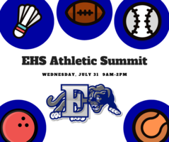 1st Annual Athletic Summit Announced!