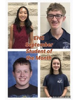 EHS - Student of the Month