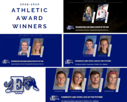 EHS Athletic Award Winners 2019-2020
