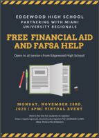 EHS - FAFSA Help Night