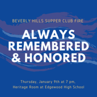 Special Presentation about the Beverly Hills Supper Club Fire: Always Remembered and Honored