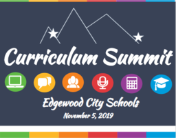 Photos from Edgewood's 1st Curriculum Summit