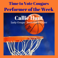 Vote for Callie Hunt