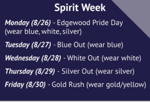 Spirit Week Celebration Planned for our District's 50th Anniversary