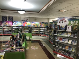 Book Fair Going on Now!