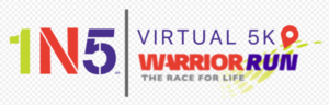 1N5 Virtual 5K Warrior Run