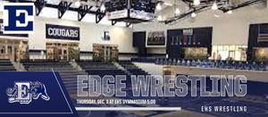 Edge Wrestling host Franklin & Northwest