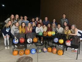 Pumpkin DECA-rating Contest