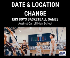 Boys Basketball Game Change