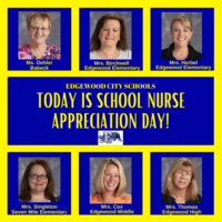School Nurse Appreciation Day- May 6