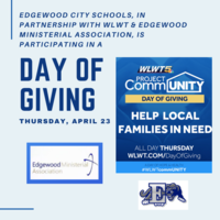 WLWT's Day of Giving to Support the Edgewood Ministerial Association