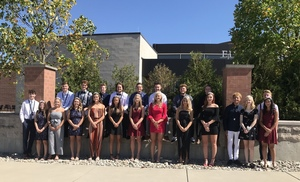 2019 EHS Homecoming Court