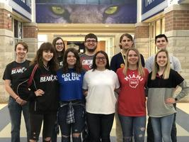 Top 10 Scholars Honored at Edgewood High School