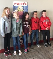 2nd Graders Take Walking Field Trip to Local Business