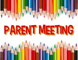 Early Childhood Parent Meeting