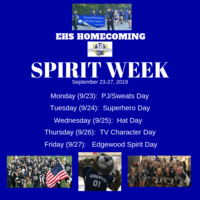 Homecoming & Spirit Week