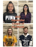 EHS - Cougar of the Month