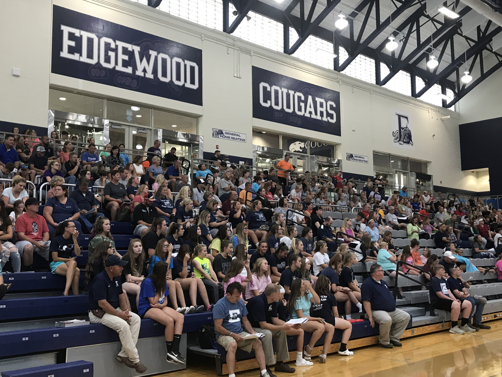 Edgewood Cougars Athletic Parent Meeting