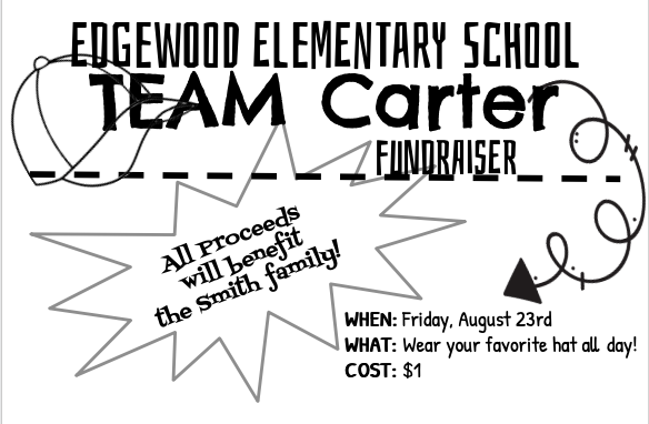 Team Carter Fundraiser