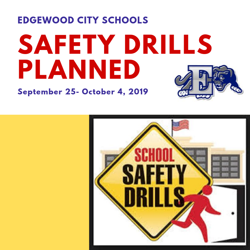 Safety Drill graphic