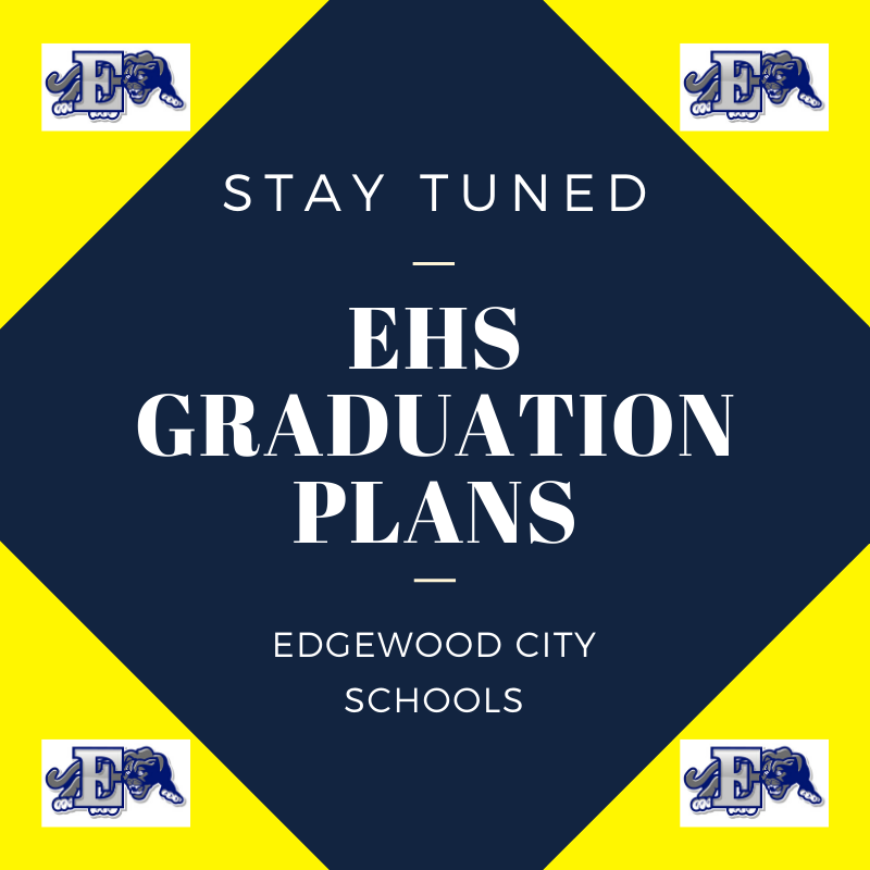 Graduation Plans Stay Tuned graphic