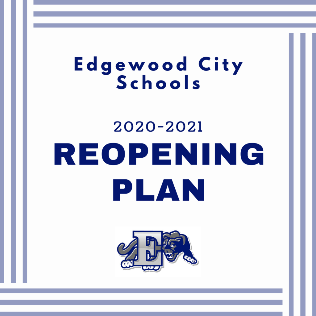 Reopening Plans graphic
