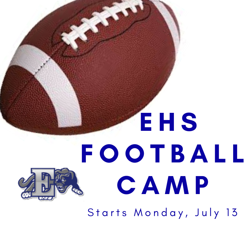 Football Camp graphic