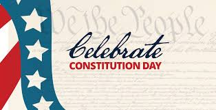 Celebrate Constitution Day graphic