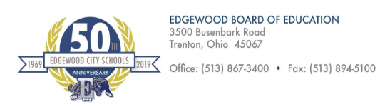 Active Threat has been Resolved at Edgewood City Schools (September 16, 2020)