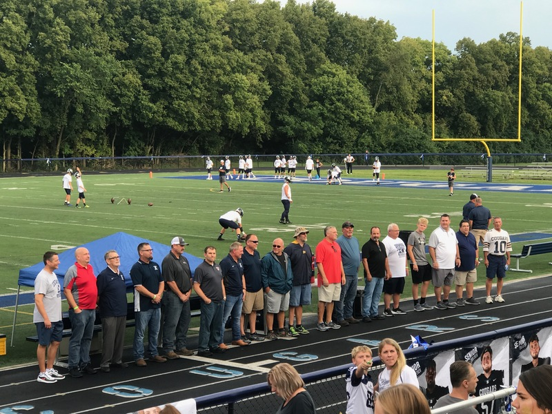 50 Years of Edgewood Football