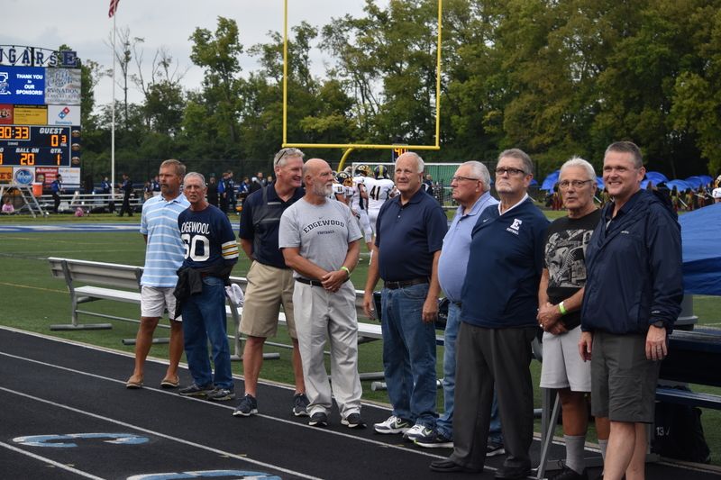 50 Years of Edgewood Football Coaches